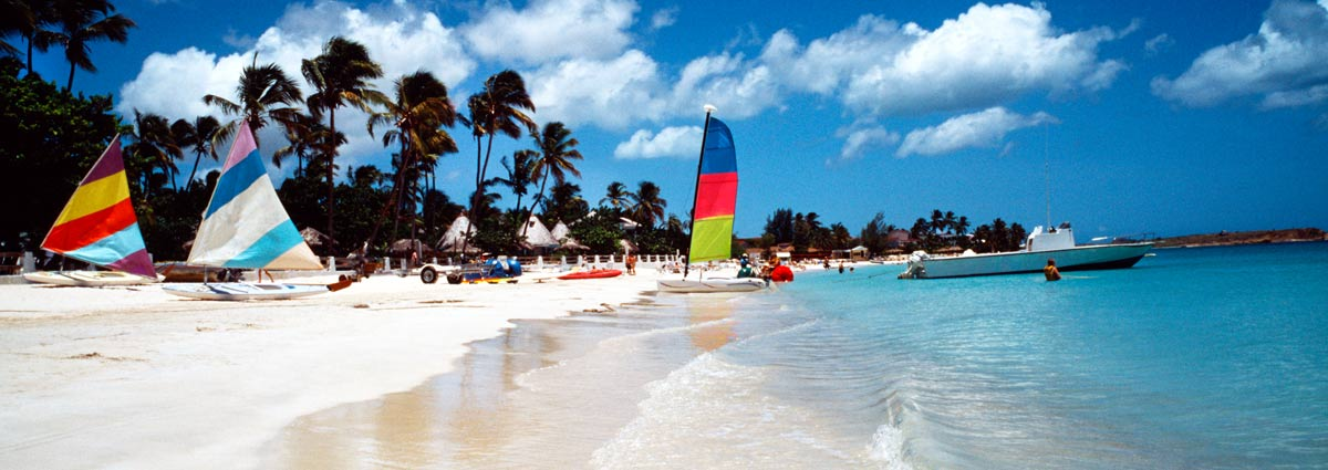 Holiday packages & Hotels in  Antigua and Barbuda
