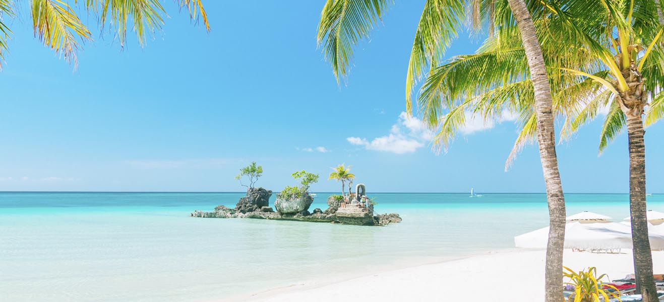 Holiday packages & Hotels in  Boracay