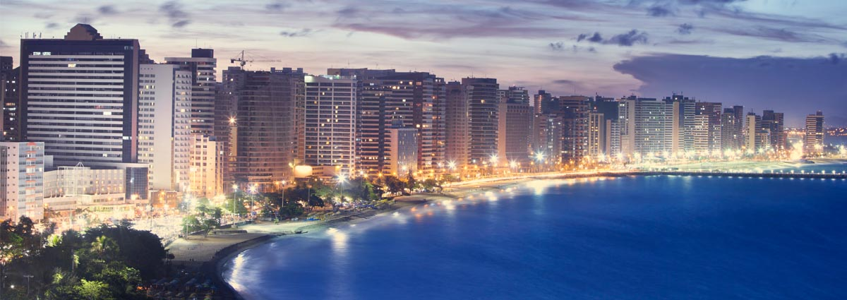 Holiday packages & Hotels in  Fortaleza