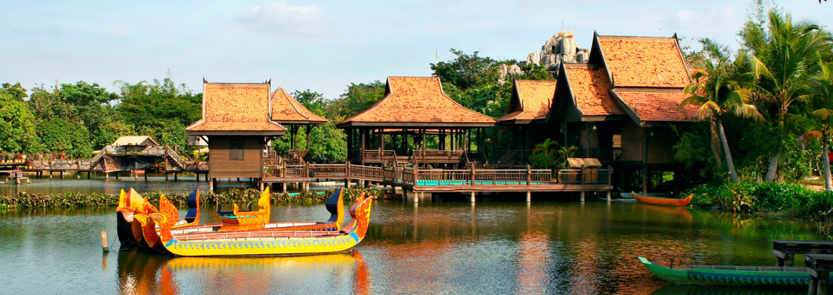 Holiday packages & Hotels in  Phnom Penh