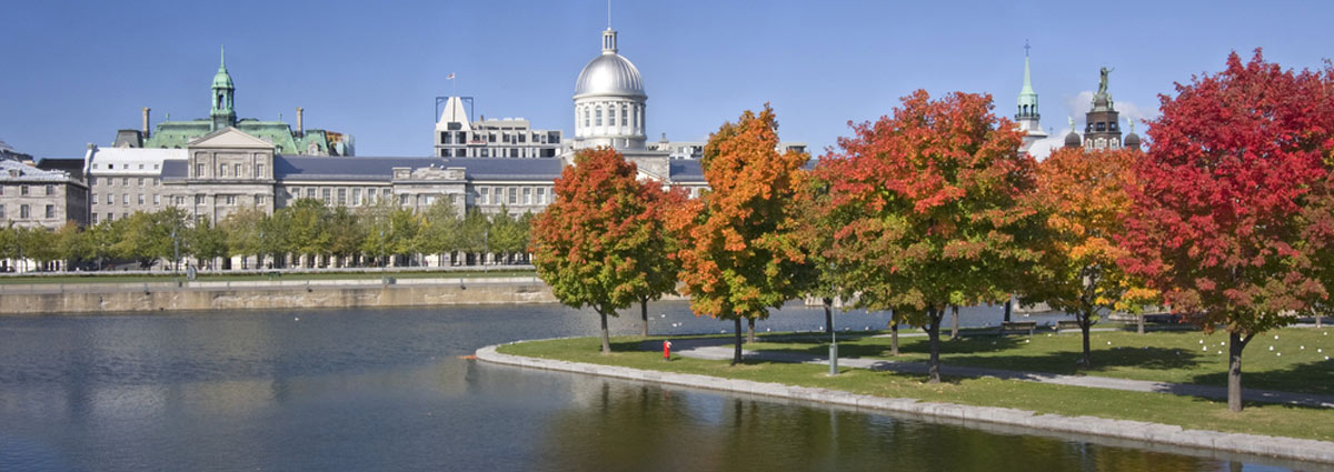 Holiday packages & Hotels in Montreal