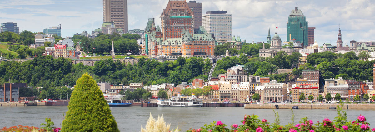 Holiday packages & Hotels in Quebec City
