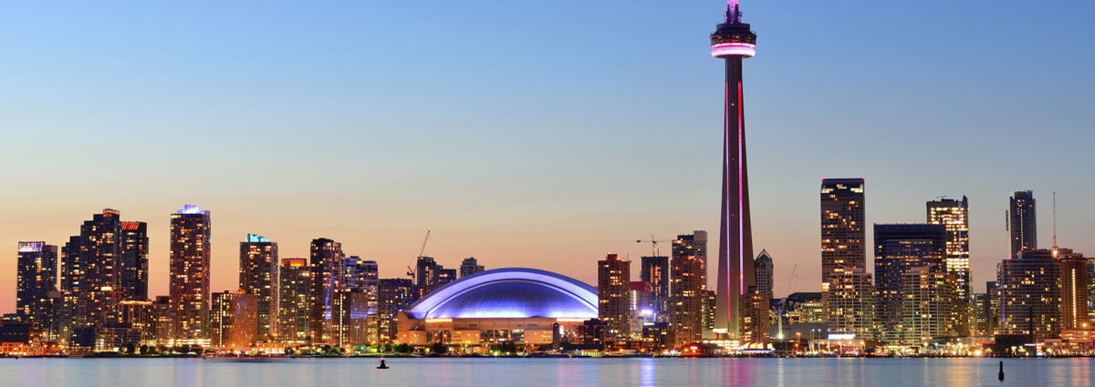 Holiday packages & Hotels in Toronto