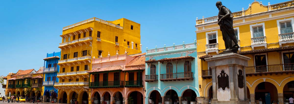 Holiday packages & Hotels in  Cartagena