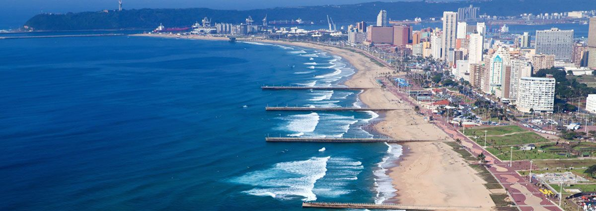 Holiday packages & Hotels in Durban