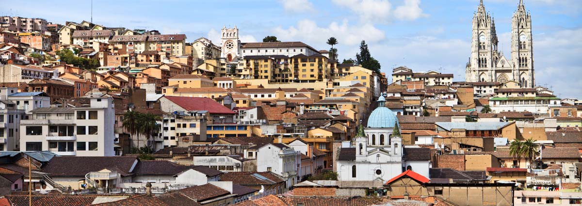 Holiday packages & Hotels in  Quito
