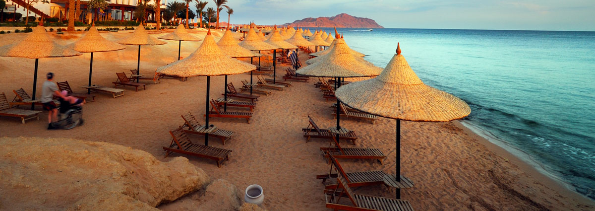 Holiday packages & Hotels in  Sharm El Sheikh