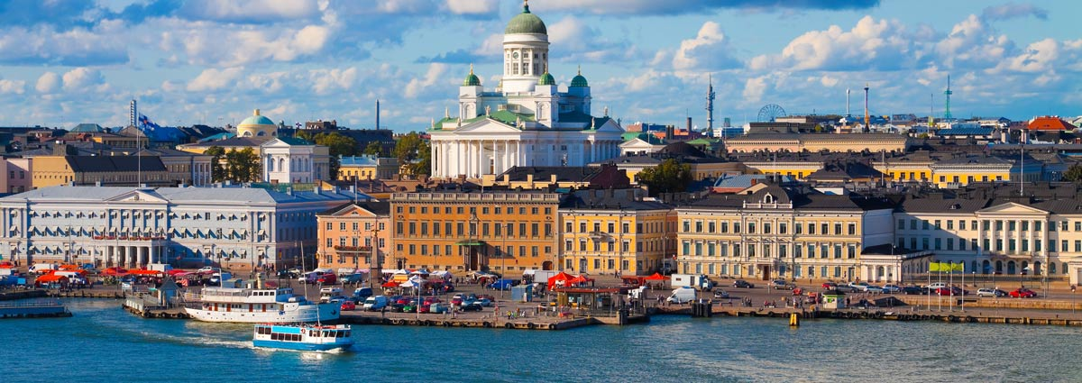 Holiday packages & Hotels in  Helsinki