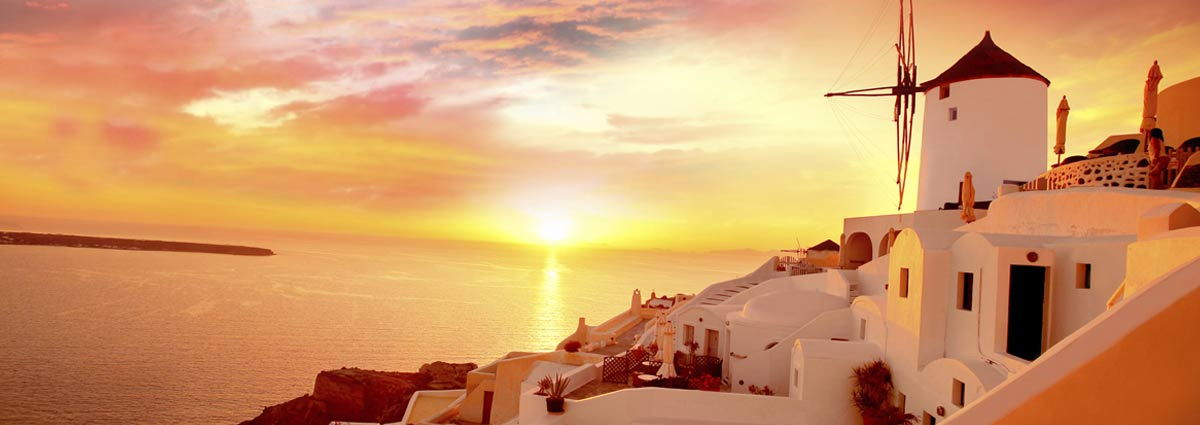 Holiday packages & Hotels in  Santorini