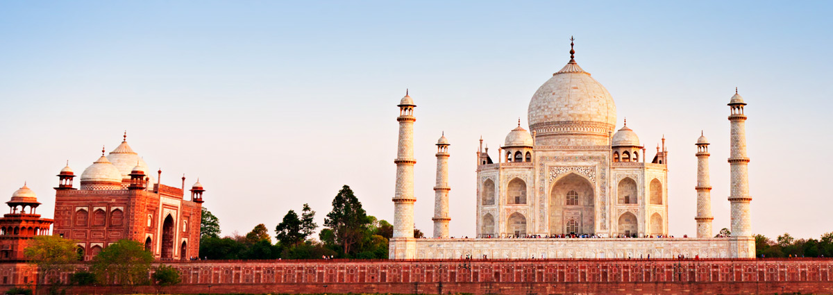 Holiday packages & Hotels in  Agra