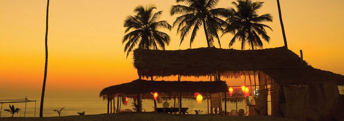Holiday packages & Hotels in  Goa