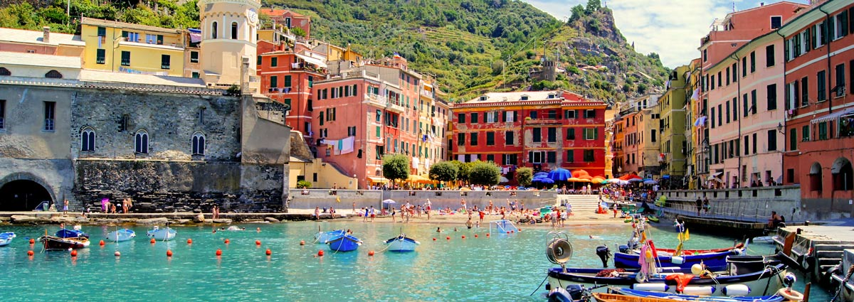 Holiday packages & Hotels in  Cinque terre