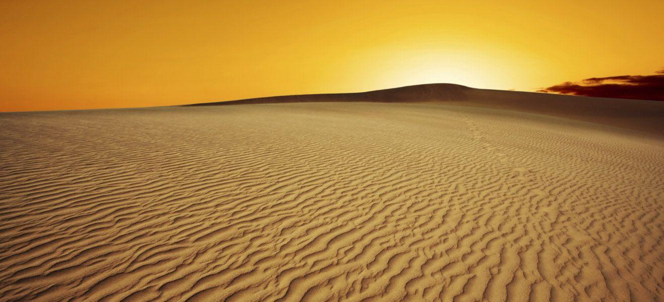 image of jordanian sahara