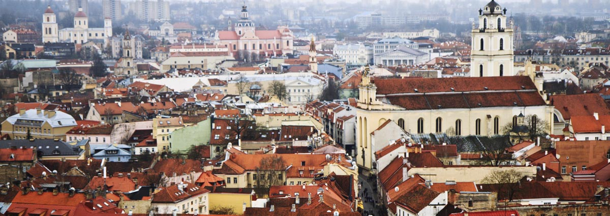 Holiday packages & Hotels in  Vilnius