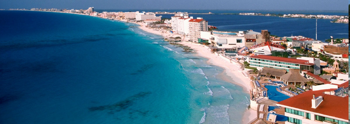 Holiday packages & Hotels in Cancun