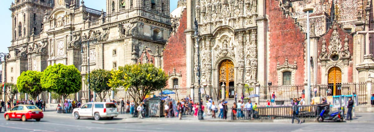 Holiday packages & Hotels in  Mexico City