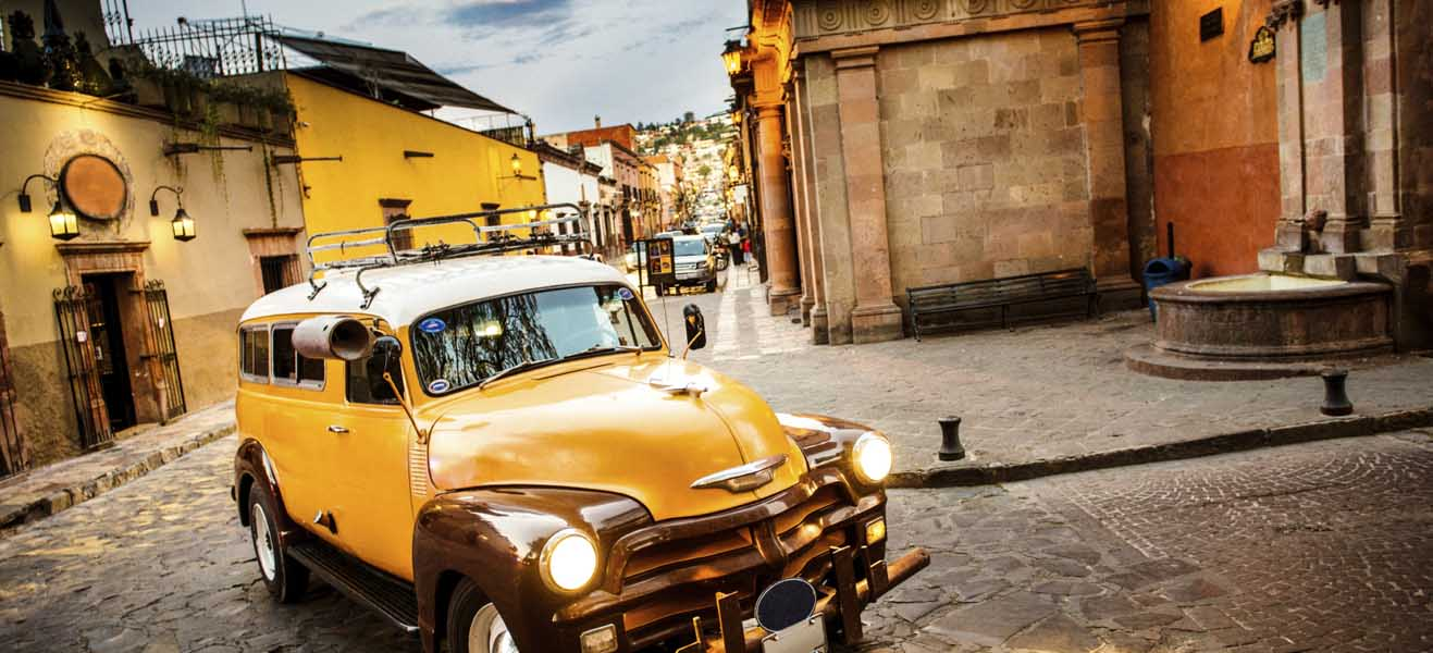 Holiday packages & Hotels in  Mexico