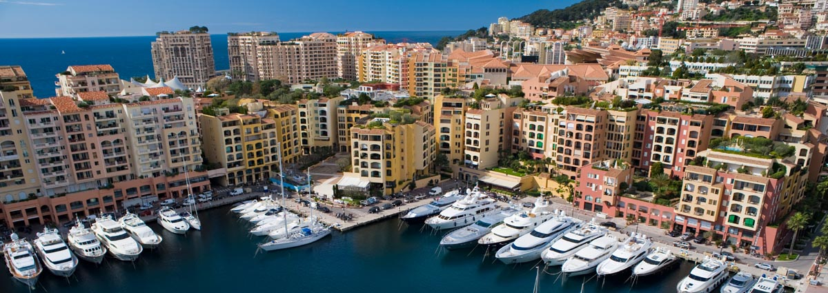 Holiday packages & Hotels in  Monaco