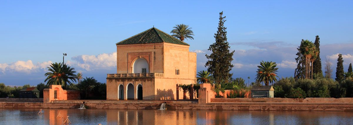 Image of nature in Marrakech
