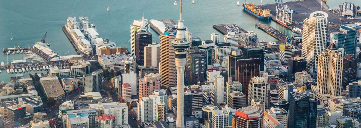 Holiday packages & Hotels in  Auckland