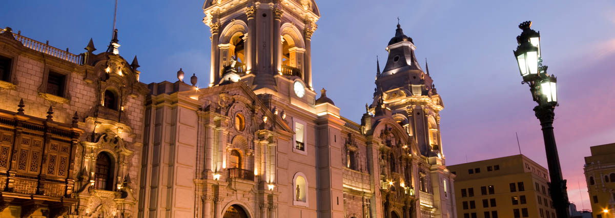 Holiday packages & Hotels in  Lima