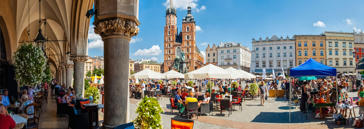 Holiday packages & Hotels in  Krakow