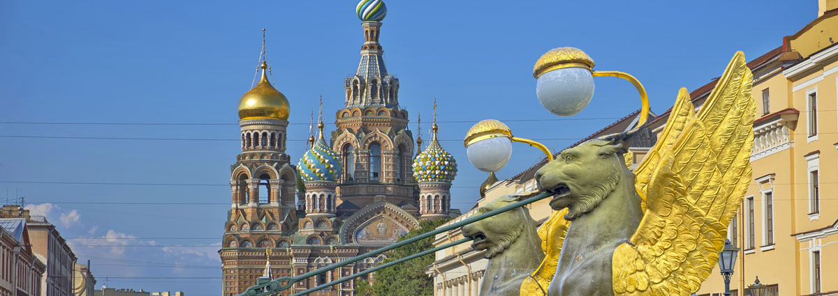 Holiday packages & Hotels in  St. Petersburg