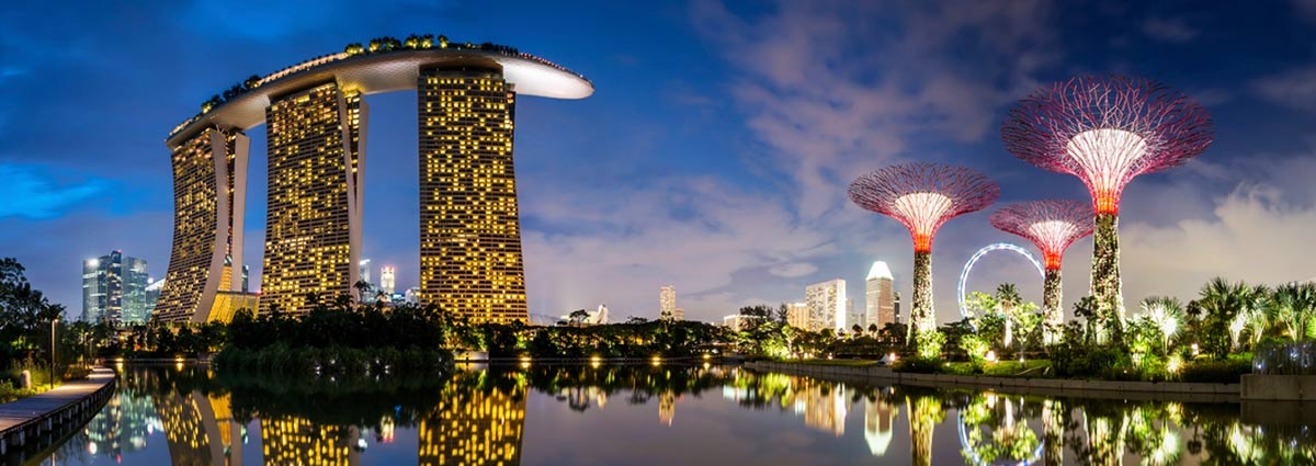 Holiday packages & Hotels in  Singapore