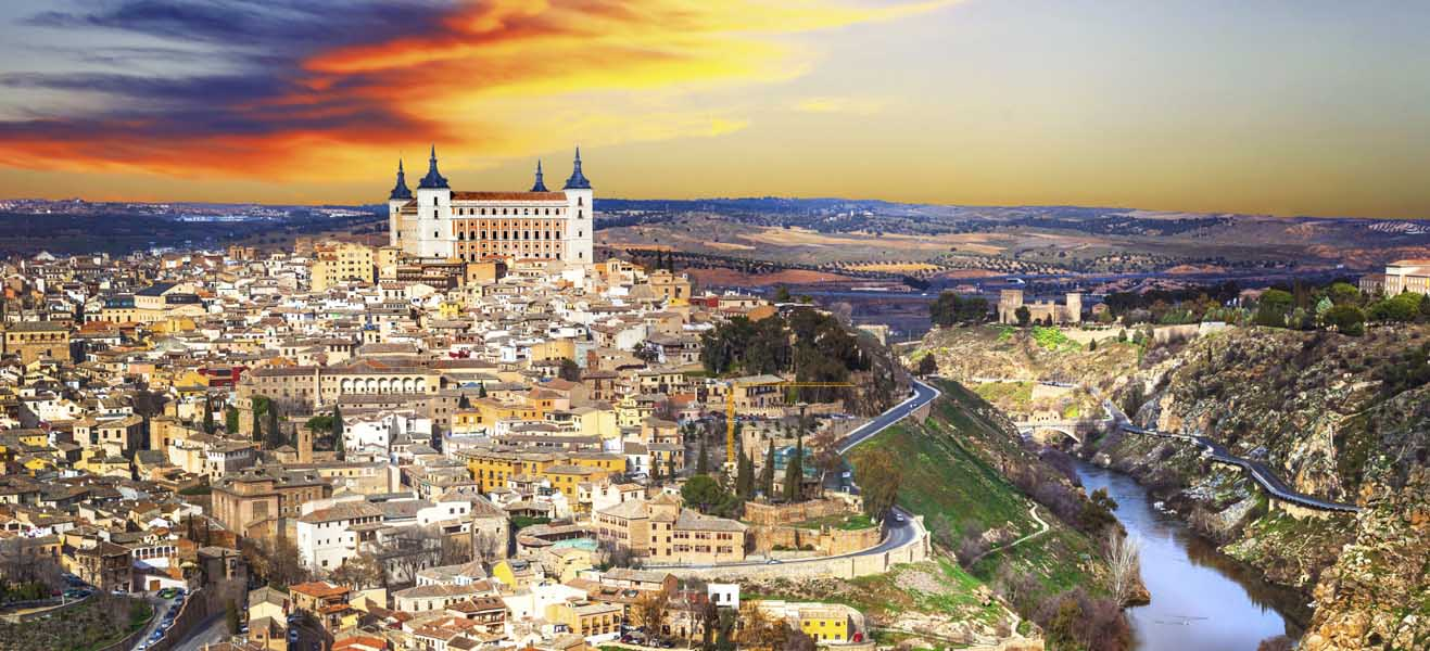 Holiday packages & Hotels in  Spain