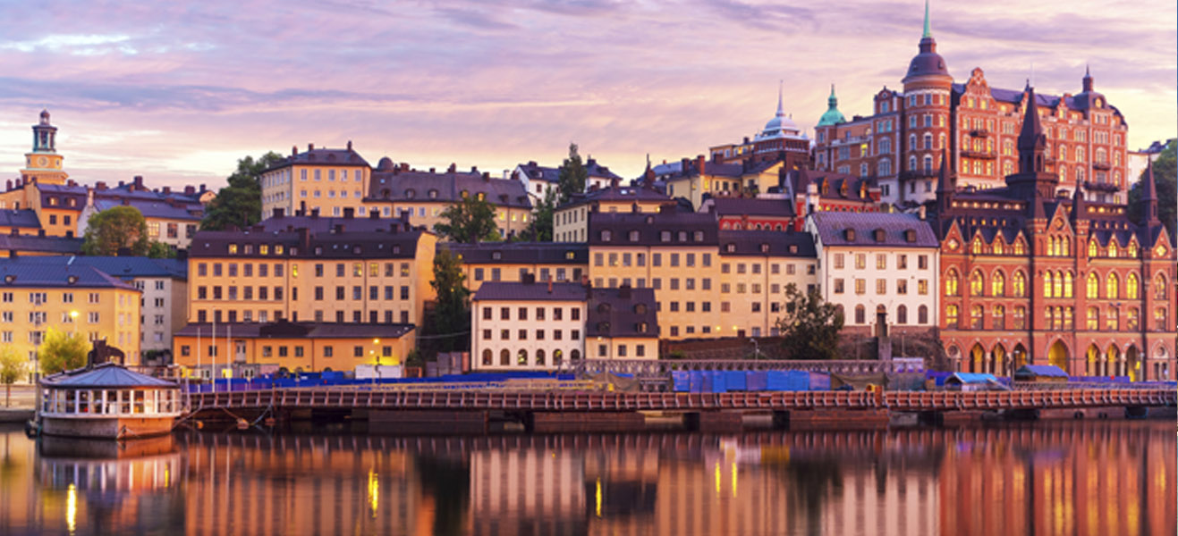 Holiday packages & Hotels in  Sweden