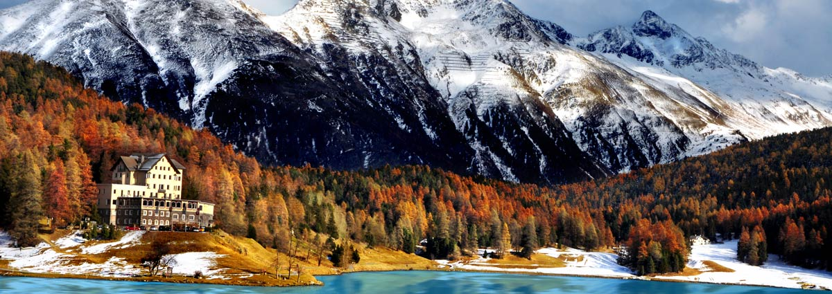 Holiday packages & Hotels in  St. Moritz
