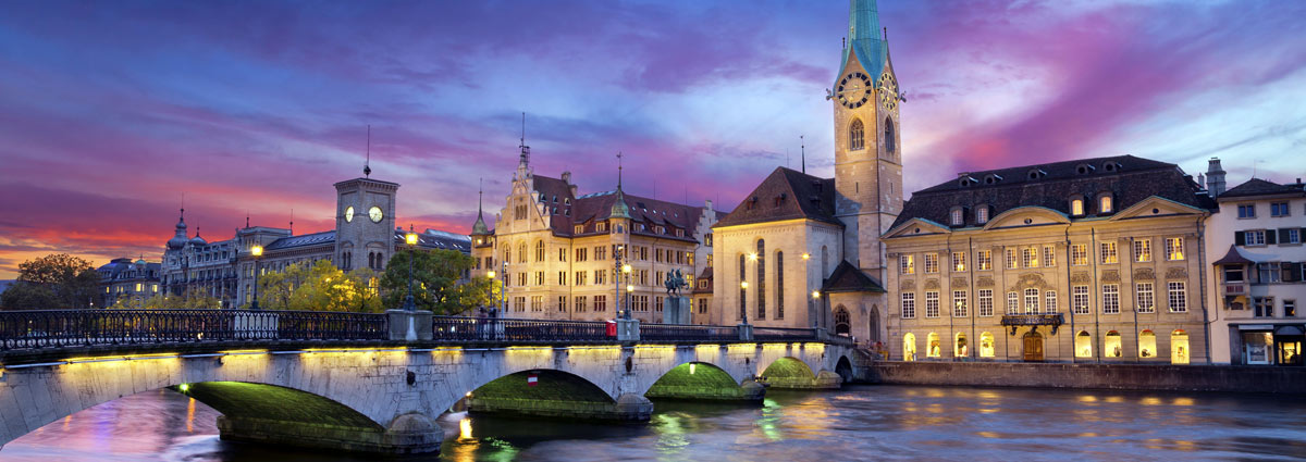 Holiday packages & Hotels in  Zurich