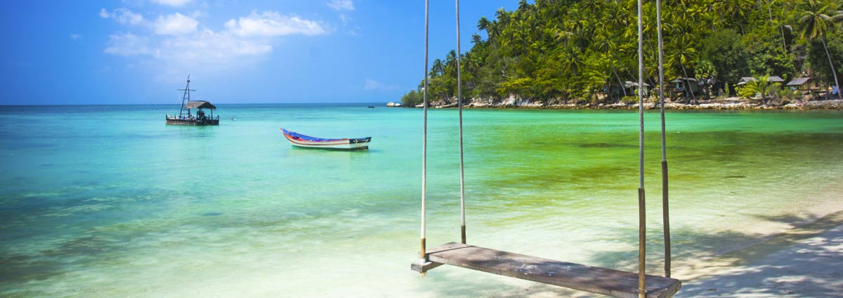 Holiday packages & Hotels in  Ko Samui