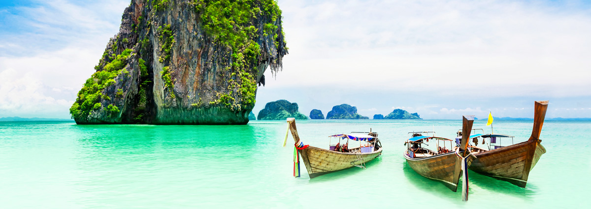 Holiday packages & Hotels in Krabi
