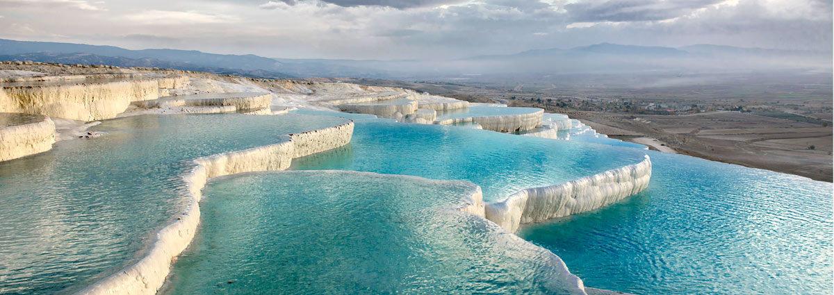 Holiday packages & Hotels in  Pamukkale