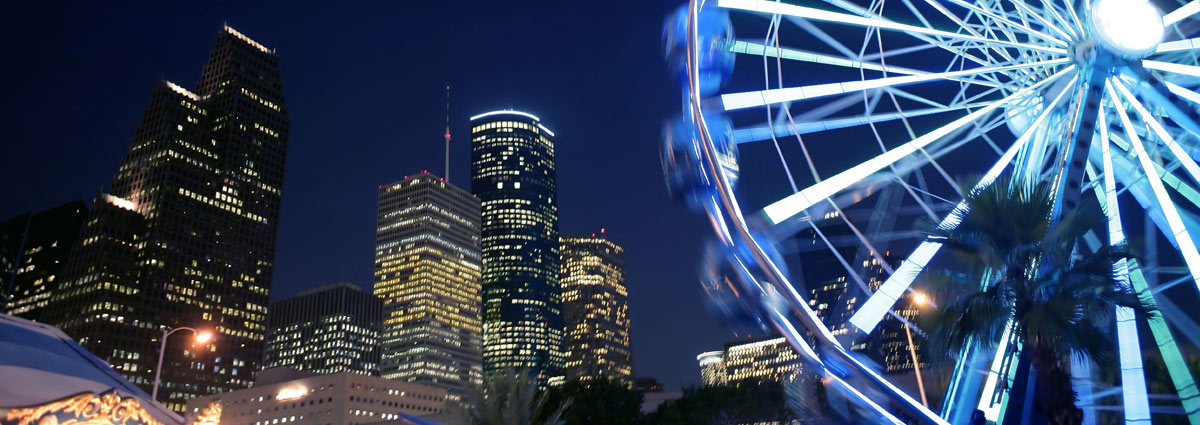 Holiday packages & Hotels in  Houston