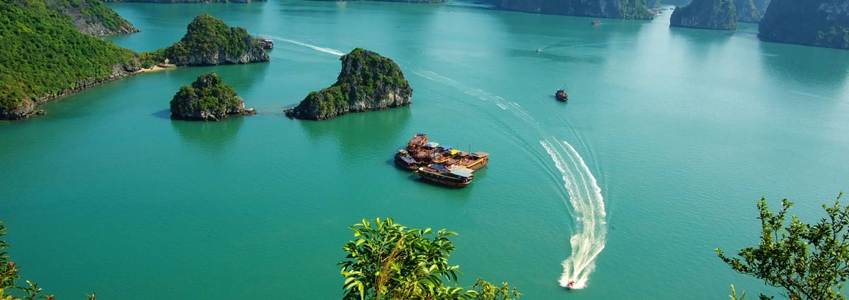 Holiday packages & Hotels in  Halong Bay