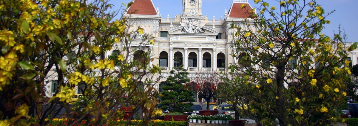 Holiday packages & Hotels in  Ho Chi Minh