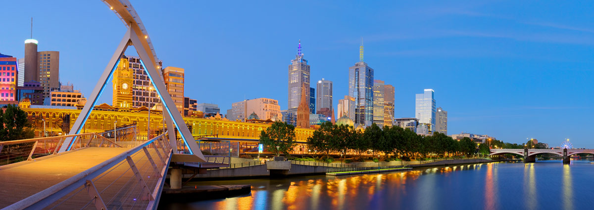 Holiday packages & Hotels in  Melbourne