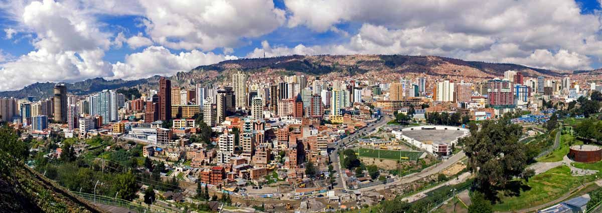 Holiday packages & Hotels in  La Paz