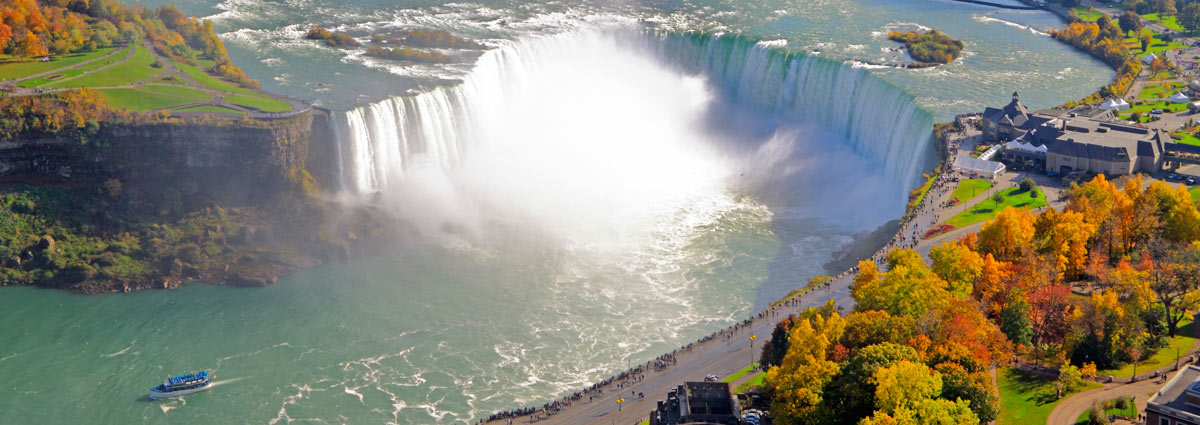 Holiday packages & Hotels in  Niagara Falls-Canada