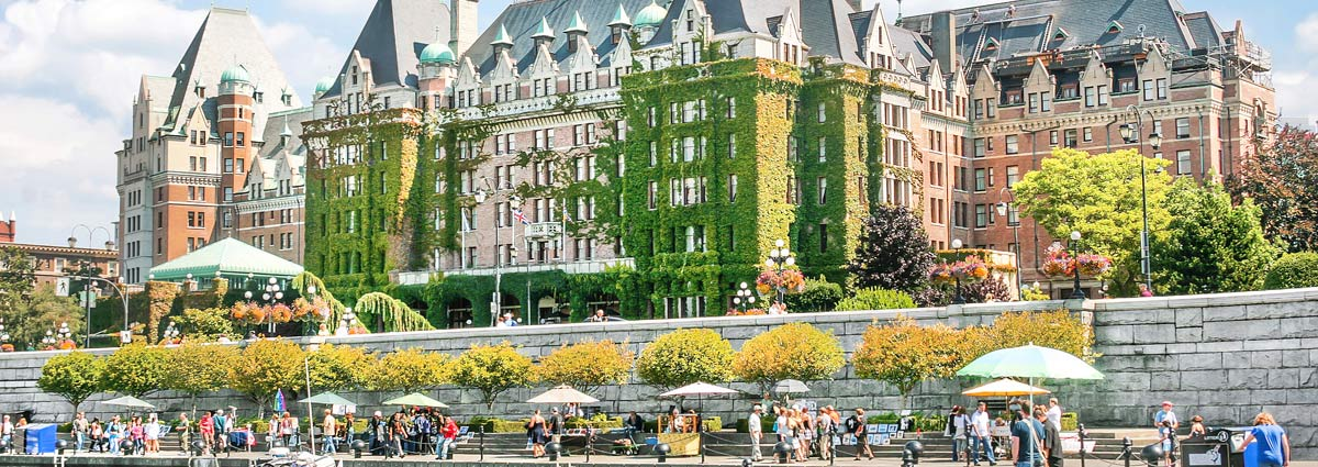 Holiday packages & Hotels in Victoria, Canada