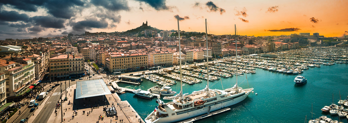 Holiday packages & Hotels in  Marseilles