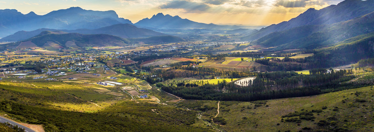 Holiday packages & Hotels in Franschhoek