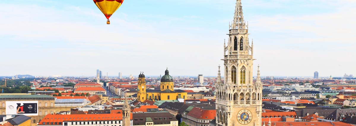 Holiday packages & Hotels in  Munich