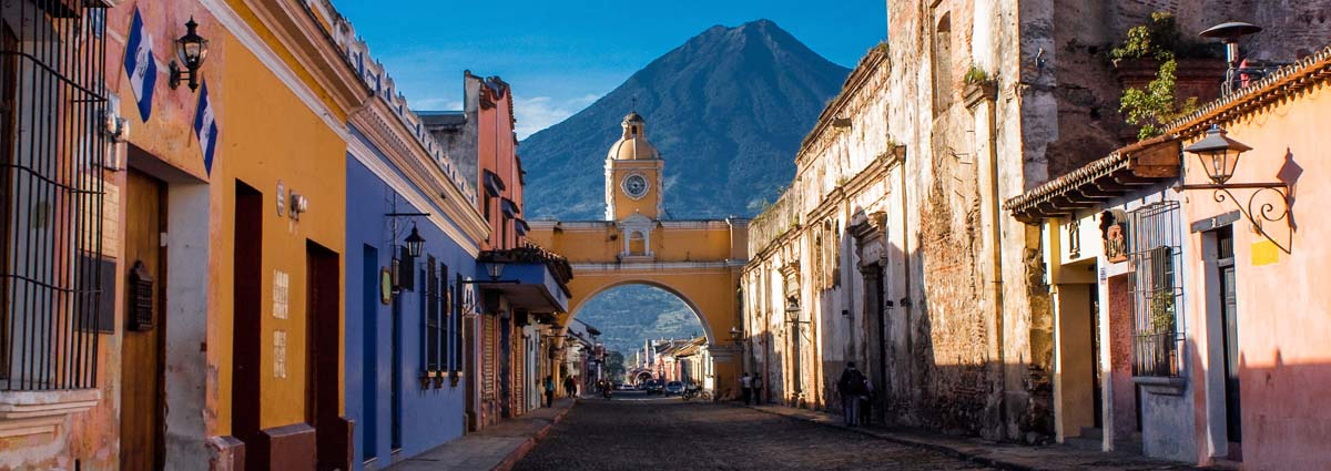 Holiday packages & Hotels in  Antigua Guatemala