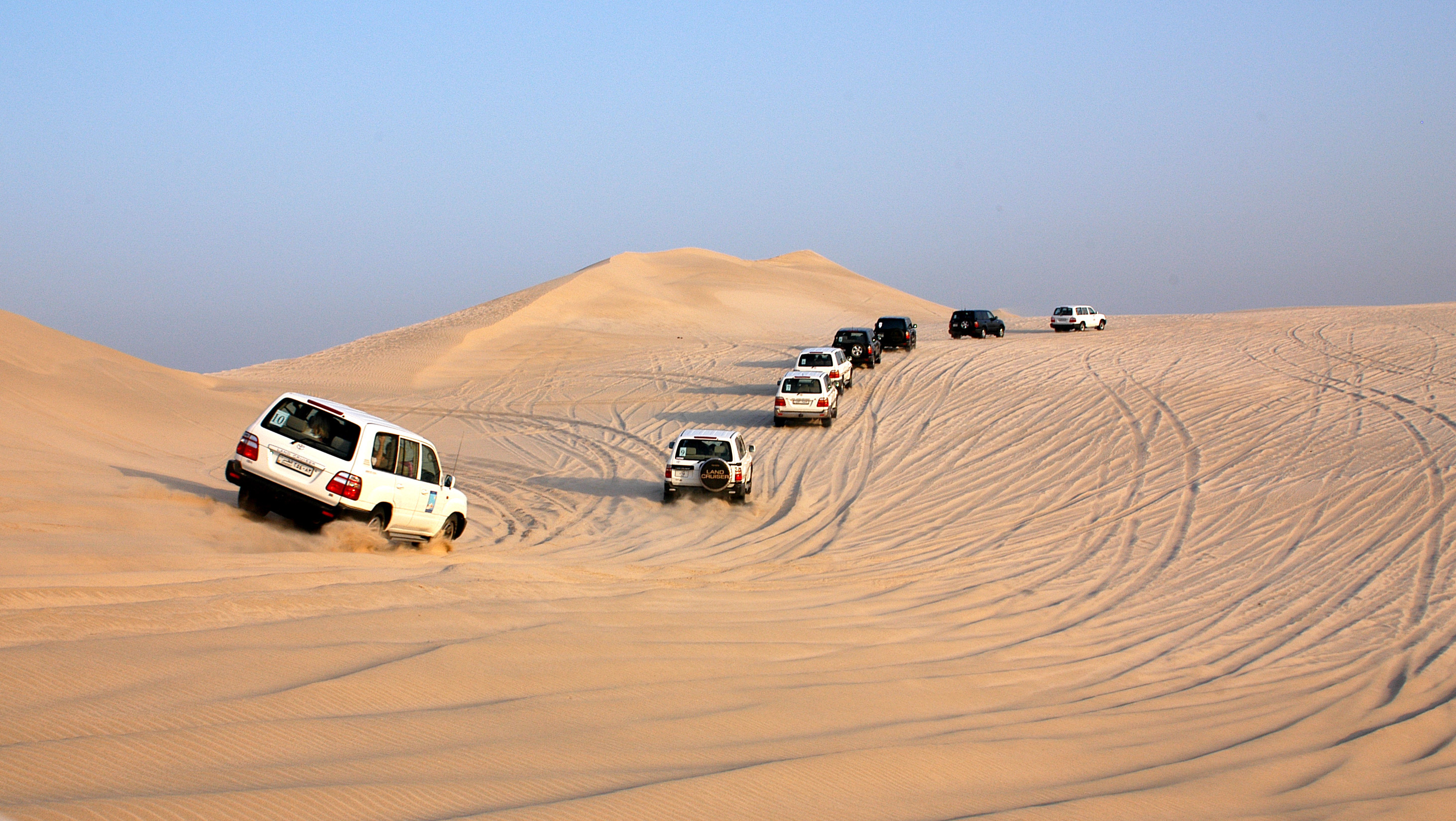 Sealine Dunes Short Safari - Doha Stopover