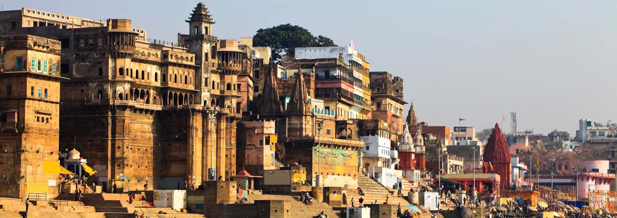 Holiday packages & Hotels in  Varanasi