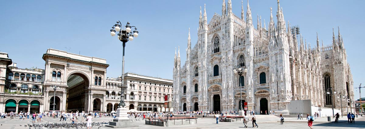 Holiday packages & Hotels in  Milan