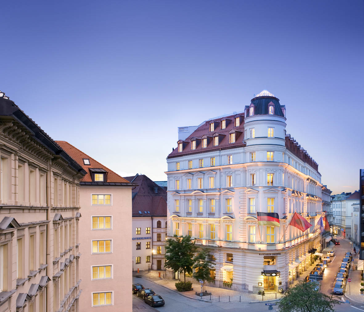 Mandarin Oriental, Munich Germany